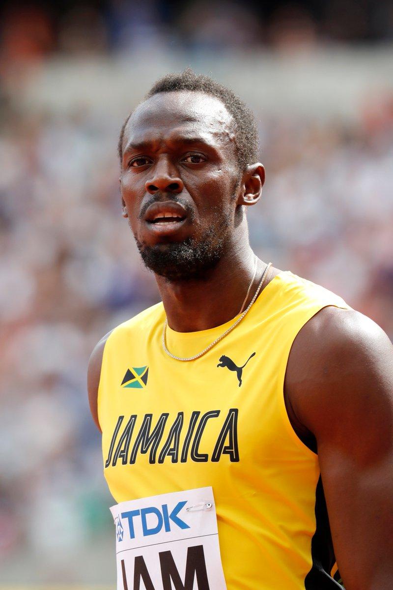 【#TBS #世界陸上 ロンドン🇬🇧9日目】 ◆男子4×100m決勝 世界最速の男、ウサイン・ボルト…