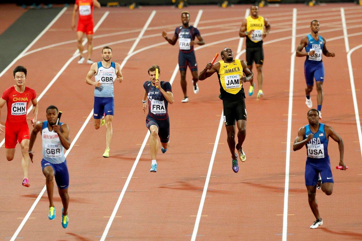 Foto de sábado. Inesperado #Bolt
