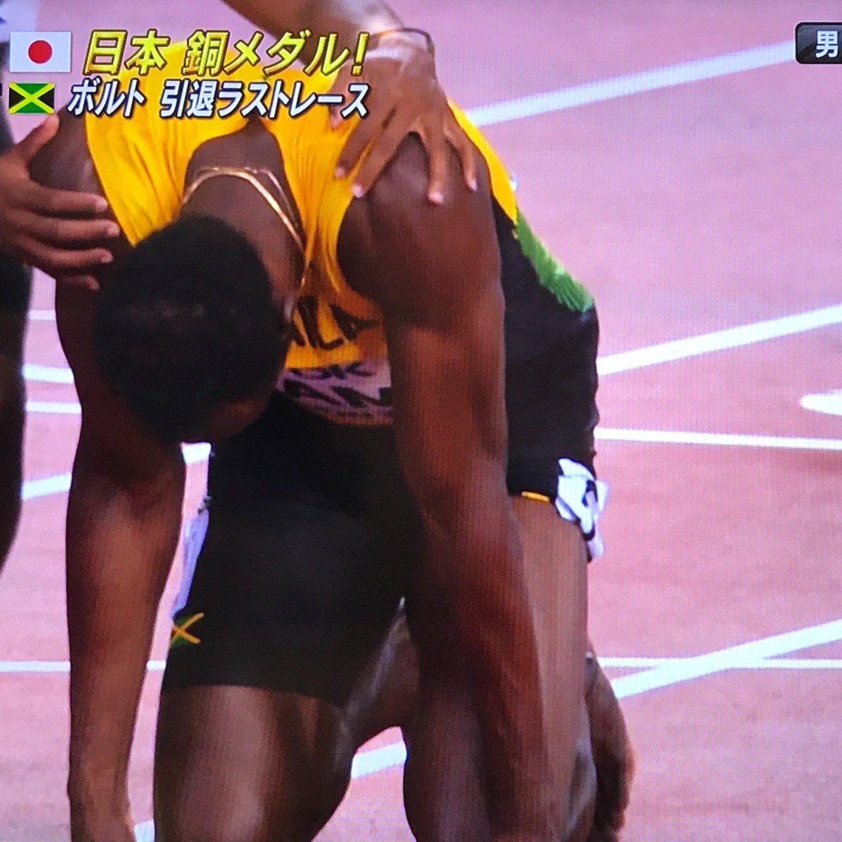 まさかラストがこうなるとは…  しかし世界最速の男を抜く選手はいつ出でくるんだろう?