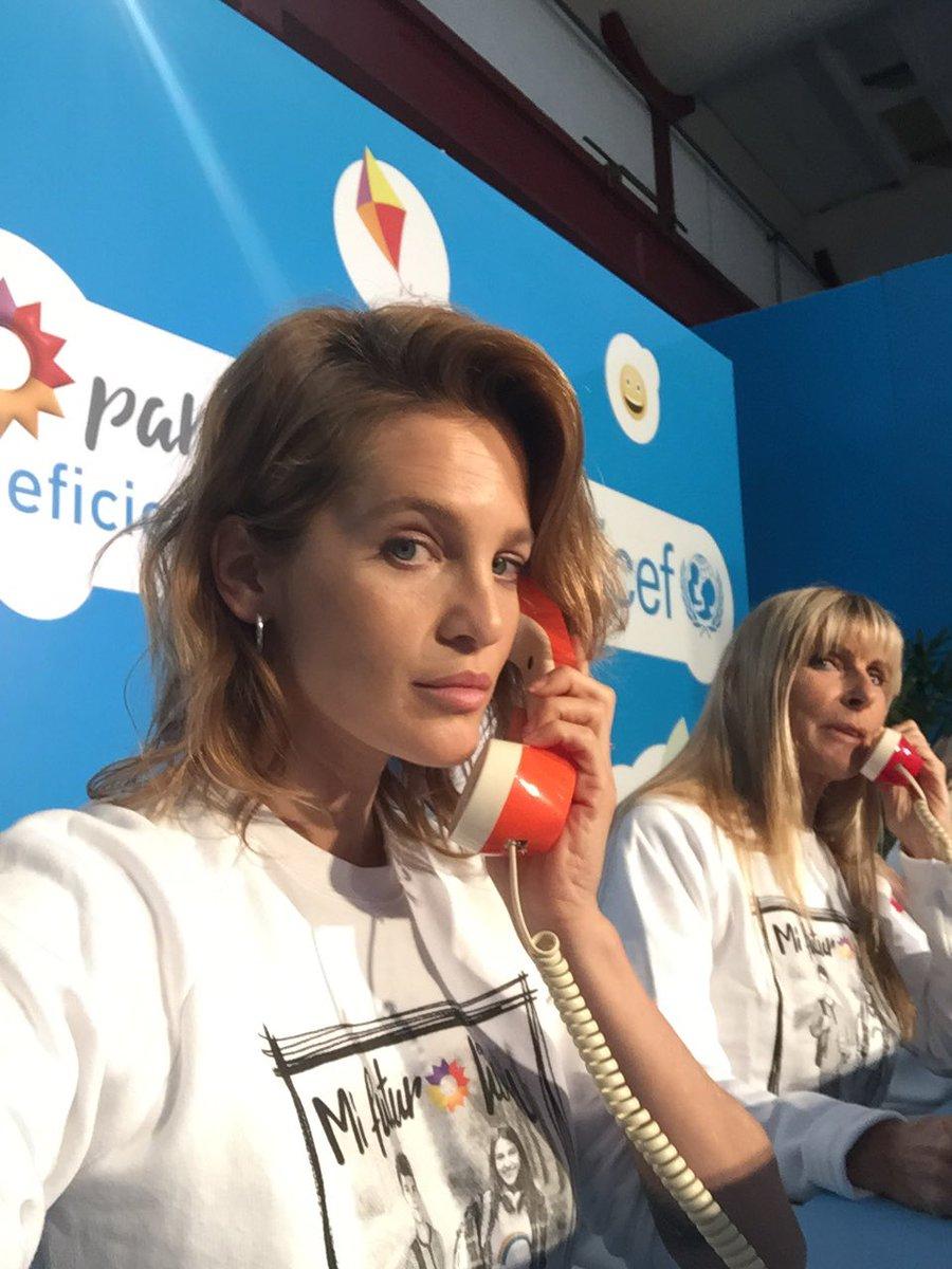 Llamando a los donantes de @UNICEFargentina 📞📞📞 #unsol2017 #solidarida...
