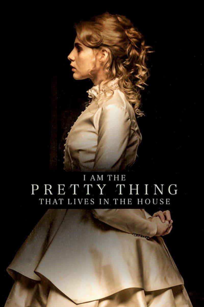 En train de voir &quot;I Am The Pretty Thing That Lives In The House&quot;. Ne regardez pas ce film. #Ennui <br>http://pic.twitter.com/0CEltTGLLq