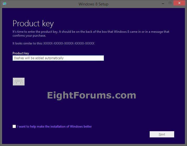 activation key windows 8 pro build 9200