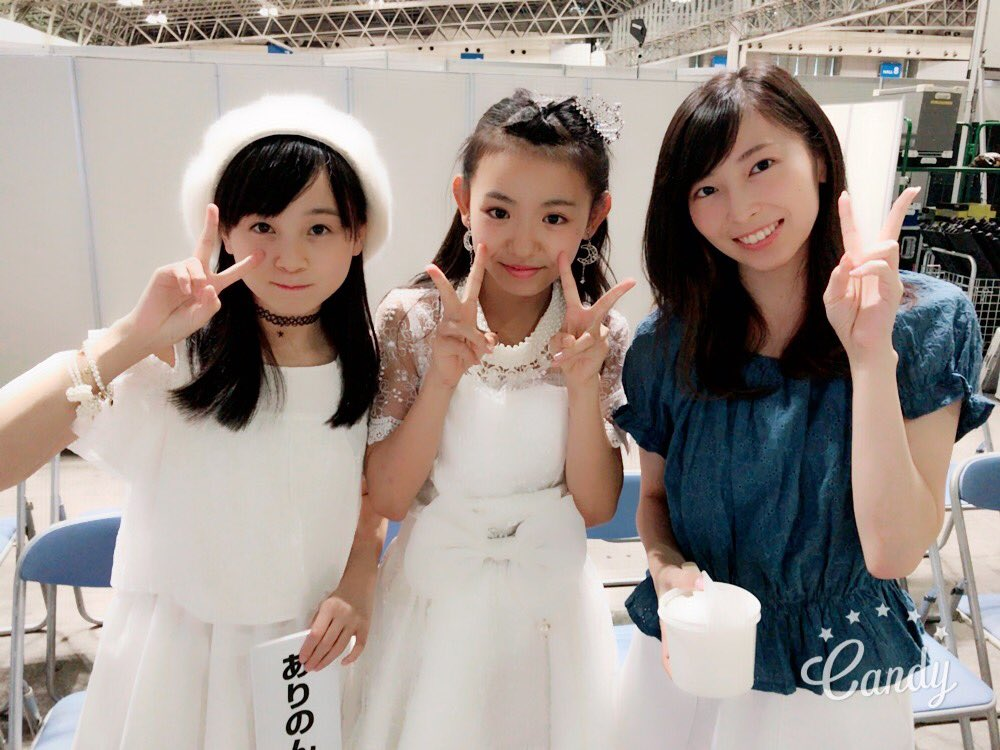 天使みたいな子たちがいた👼👼 #STU48
