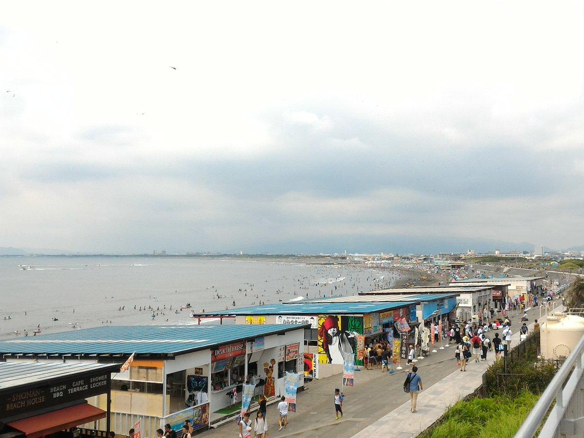 きょうの江の島周辺は曇り空ながら気温は30度へ届こうとしていて、夏の海水浴場らしい賑わいになっていま…