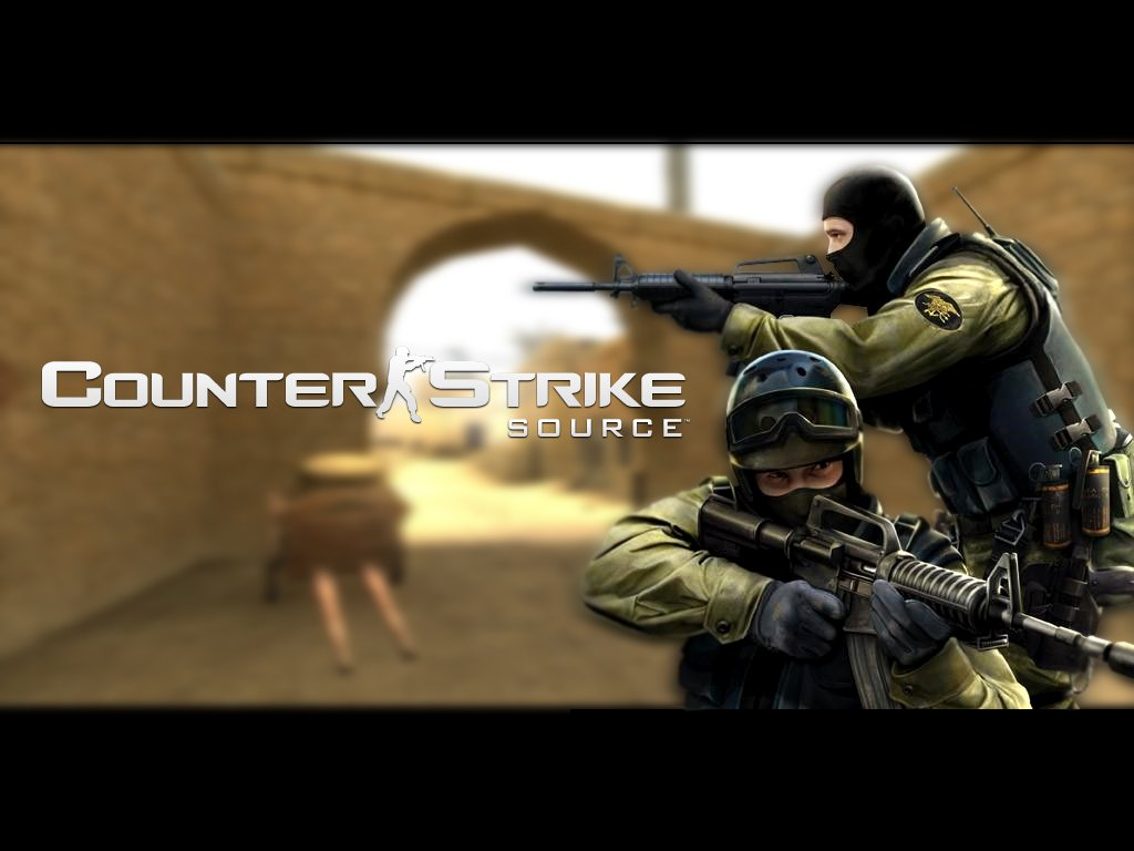 counter strike source v торрент