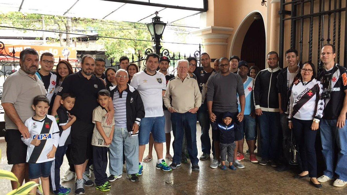 Saiba mais sobre a primeira edição da visita guiada ao Complexo de São Januário!  https://t.co/XfXV0MUm2F