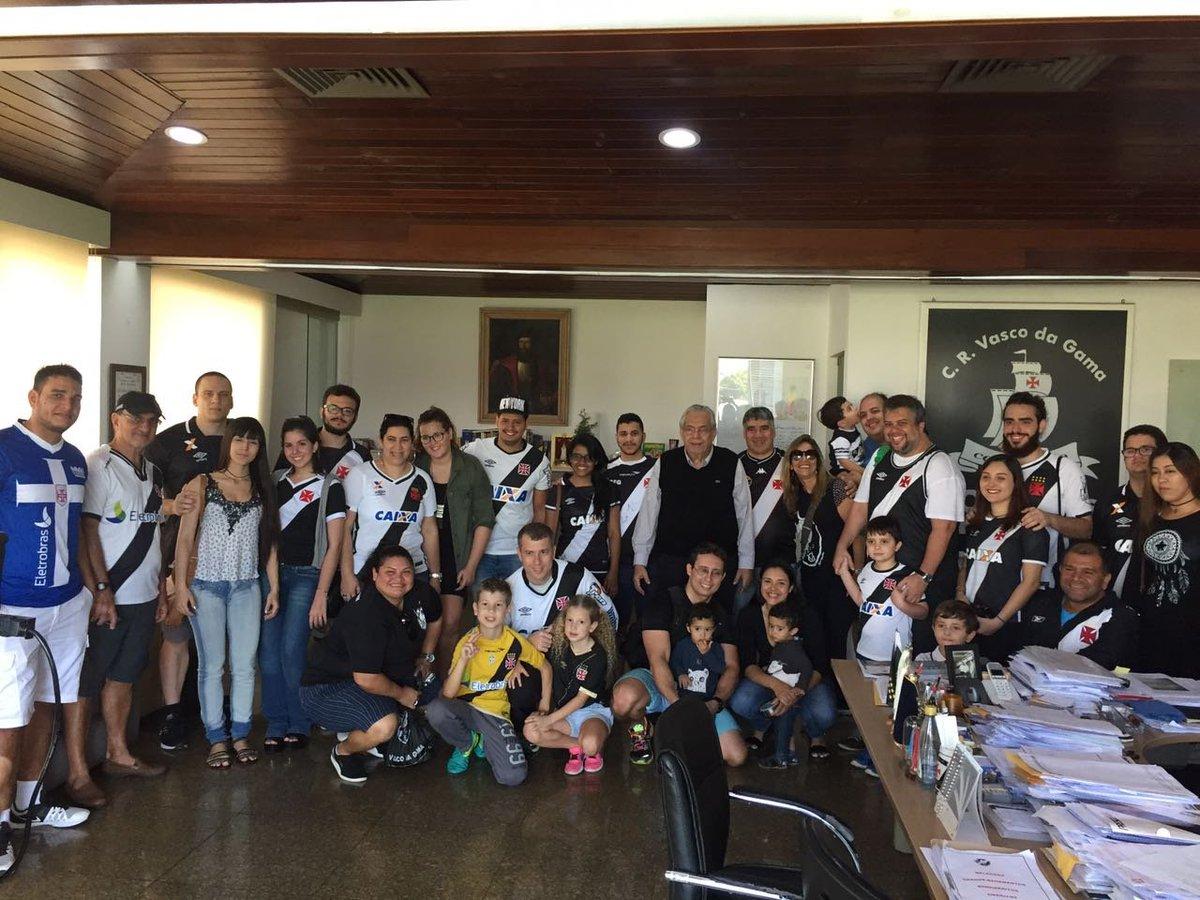 Saiba mais sobre a primeira edição da visita guiada ao Complexo de São Januário!  https://t.co/XfXV0NbWUd