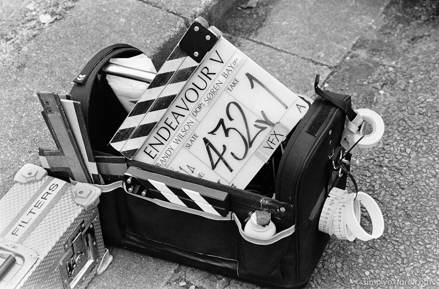 New #Endeavour blog post:  http://www. simplyoxford.com/?p=3655  &nbsp;   Leica M6, Double X motion picture #film<br>http://pic.twitter.com/8oMz55QW9j