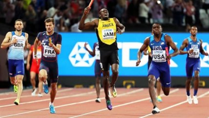 El emotivo relato de la última carrera de Usain Bolt