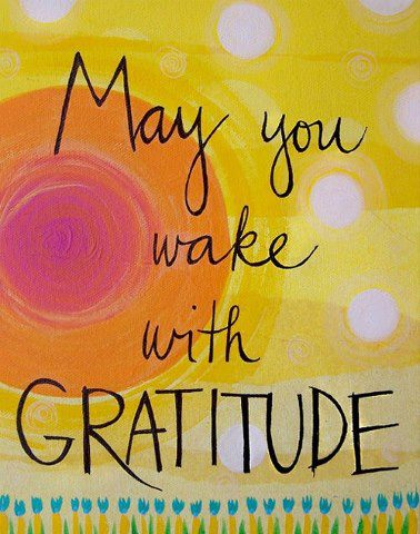 May you wake with GRATITUDE  #RadicalSelfCare #mycaringfriends #IAmChoosingLove https://t.co/1n9dKhXxtg