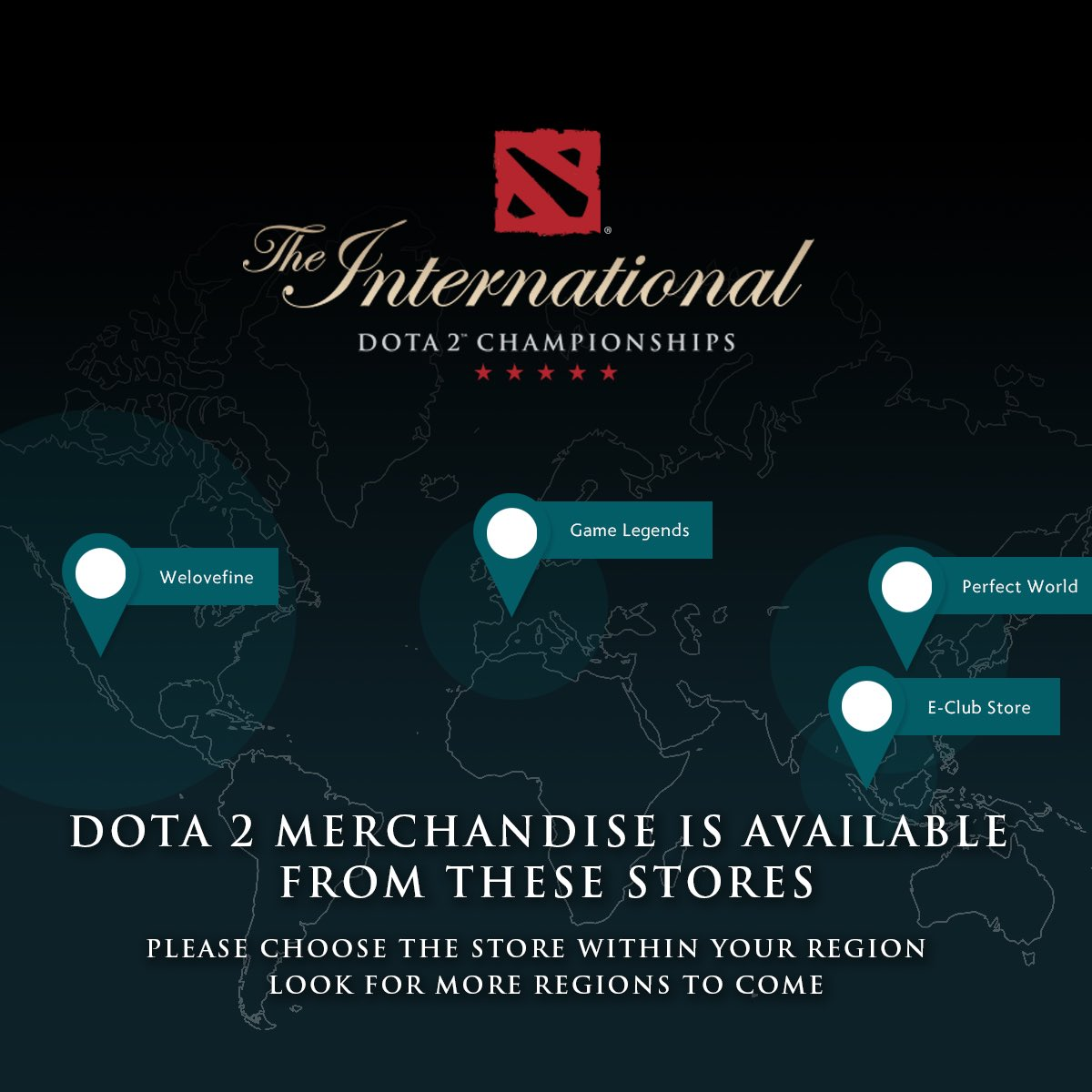 dota 2 on twitter dota 2 merchandise is now available in the