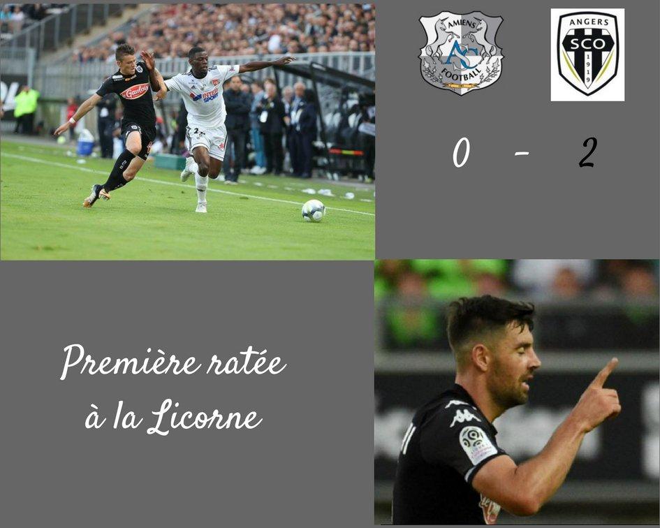 #ASCSCO #ASC #Ligue1Conforama #Ligue1 #L1 #Amiens Une première à la Licorne ratée pour les joueurs de l'@AmiensSC !  https:// lesreportersincredules.wordpress.com/2017/08/13/pre miere-ratee-a-la-licorne/  … pic.twitter.com/XhSnnF50PT