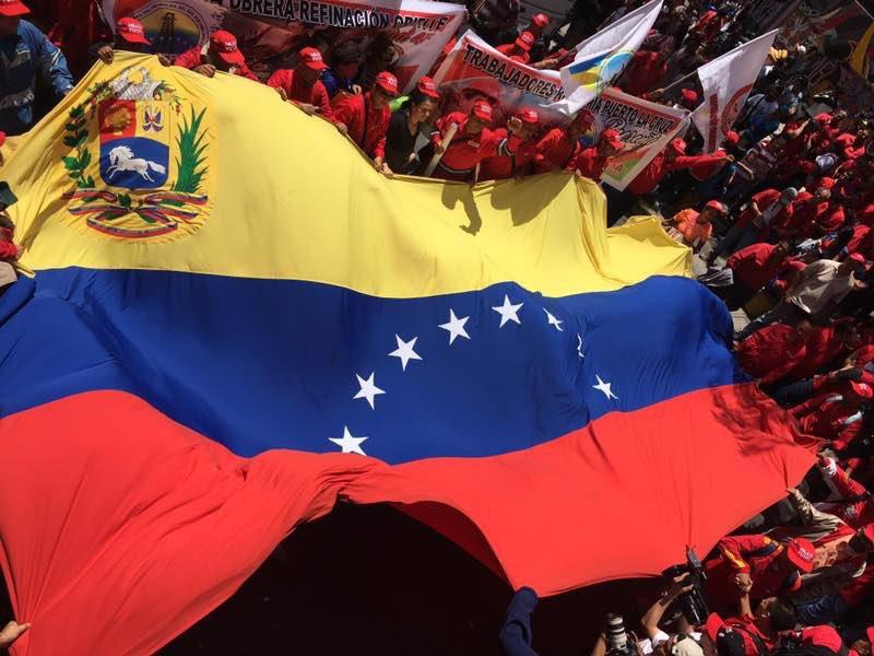 Освещение событий в Венесуэле крупнейшими западными СМИ