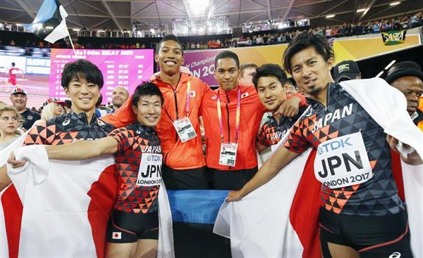 400メートルリレー銅の日本 桐生祥秀「今回はリレーのために来た」 sankei.com/sport…