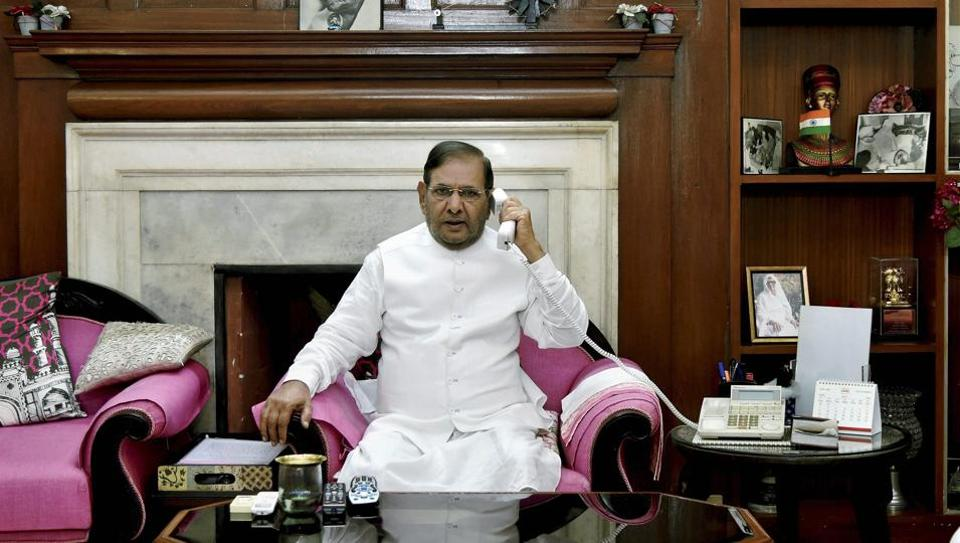 .@NitishKumar faction removes @SharadYadavMP as JD(U)'s Rajya Sabha head, considers steps against dissidents  https://t.co/53eo0r22L9