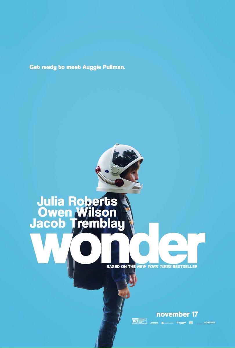 New Wonder Trailer & Poster Revealed 6