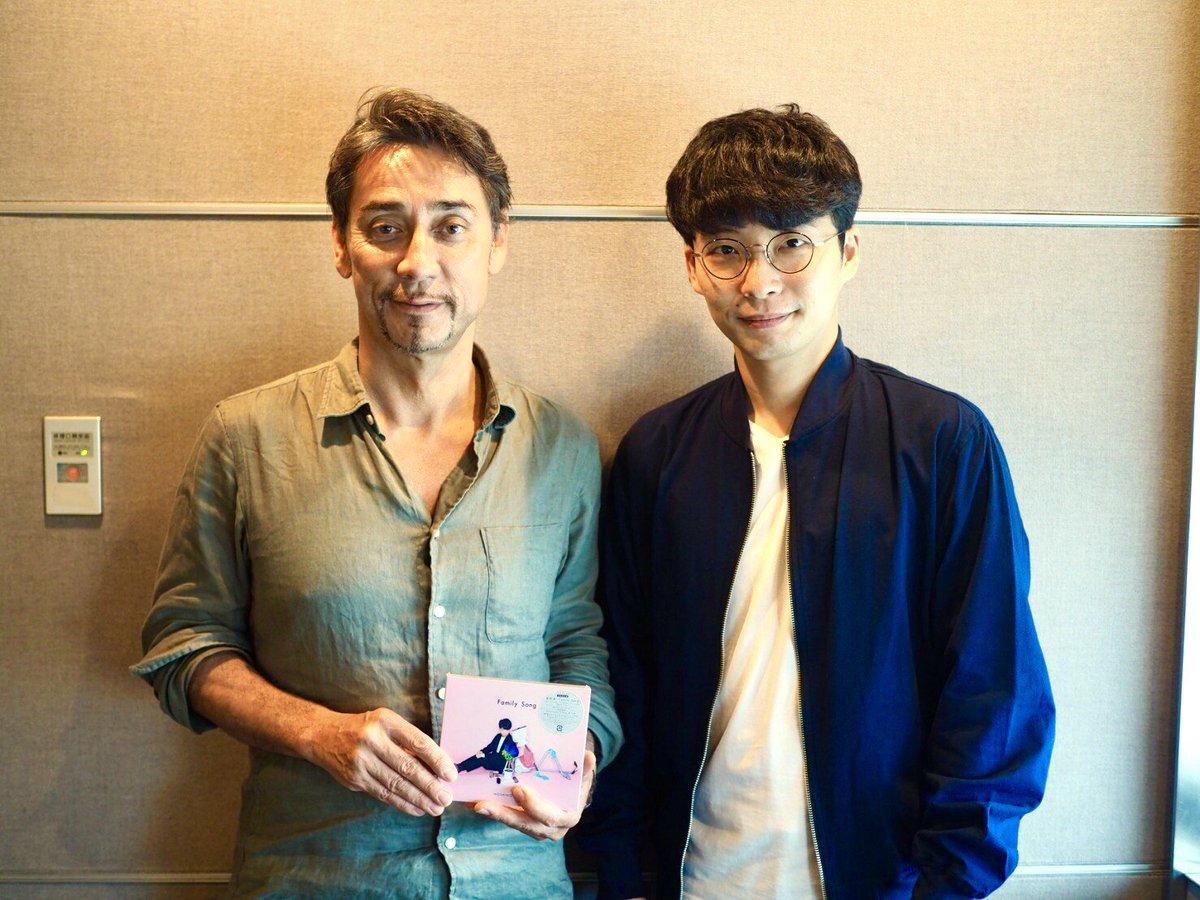 J-WAVE「SAISON CARD TOKIO HOT 100」に星野源が生出演しました!クリスさ…