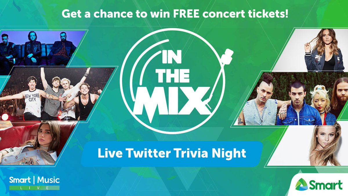 Who's ready for the #SmartInTheMix Twitter party? Quote this and tag a...