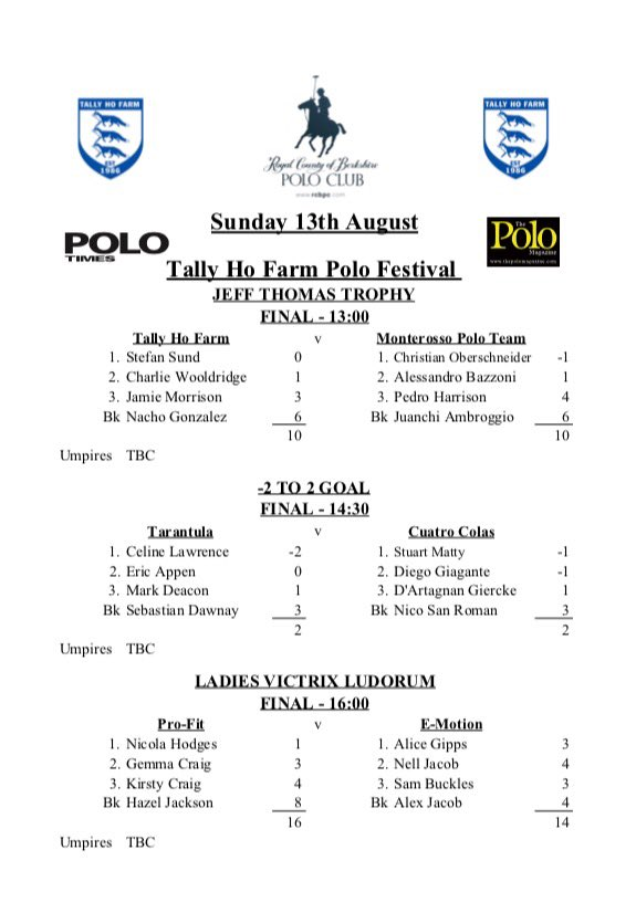 It&#39;s a fine sunny day. Head to @rcbpoloclub 3 miles from #LEGOLAND for a great family fun day. #polo #kidsrides #helicopter #hounds #windsor <br>http://pic.twitter.com/bKaq6HATsi