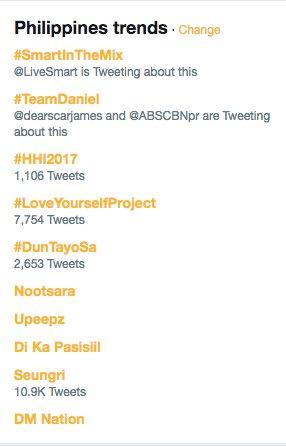 Trending ka na!! #DiKaPasisiil @jeffcanoy 😂 https://t.co/74PXo1bPDd