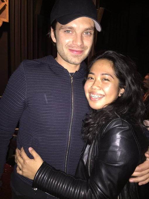 A happy birthday to my fave, Sebastian Stan.