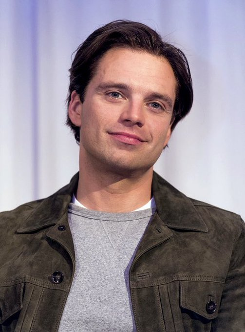 Happy Birthday Sebastian Stan!  You gorgeous Romanian hunk you