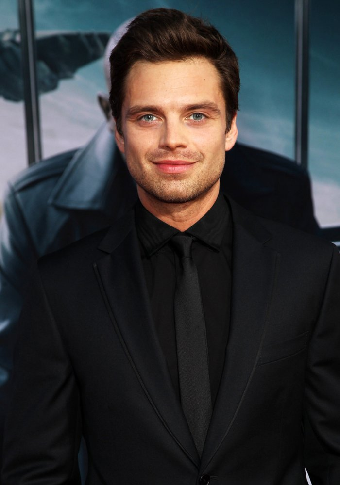 Yeah so happy birthday to the most amazing man I\ve ever seen: Sebastian Stan