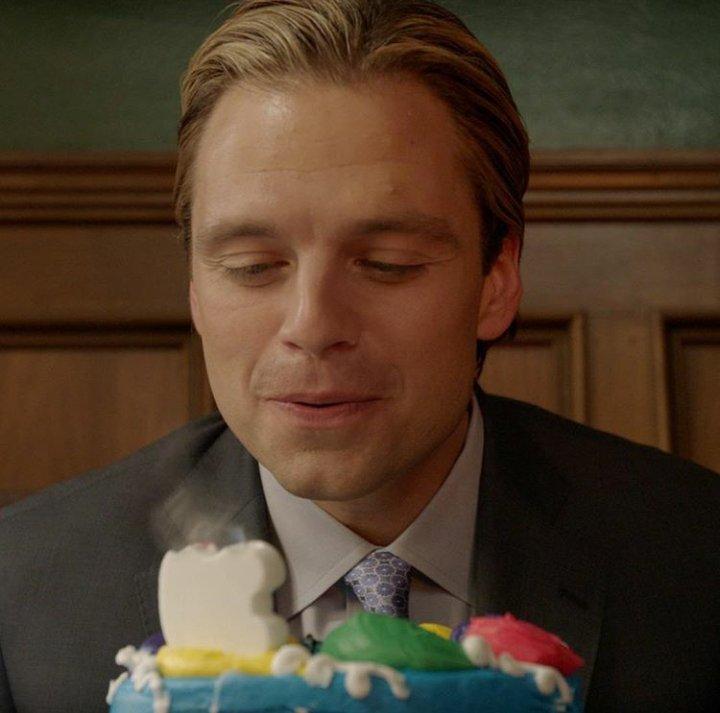 #HappyBirthdaySebastianStan  to our cutest dork on earth  #SebastianStan <br>http://pic.twitter.com/VKgKJMBzjf