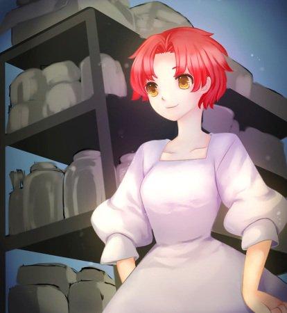 強すぎる女の子は、嫌いですか? 最強ドジっ娘が雑貨屋に就職するが……。「HEARTLESS 最強の女兵士はスローライフに向かない」