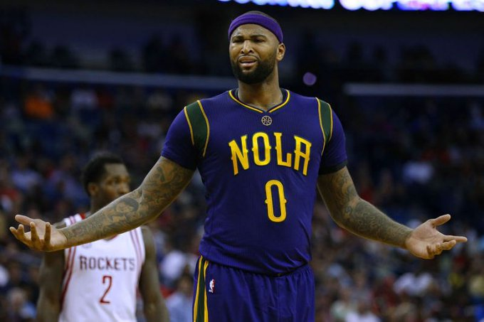 Happy Birthday to DeMarcus Cousins who turns 27 today!
