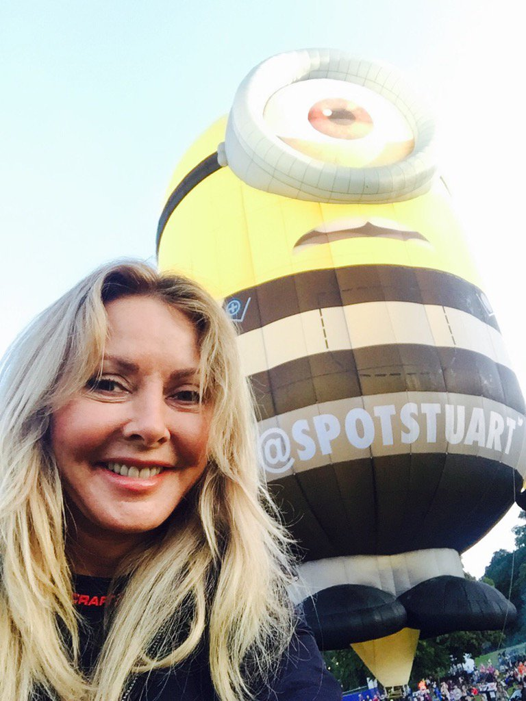 I think I just spotted Stuart @SpotStuart @bristolballoon x https://t.co/R6EvQROUnv