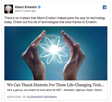 16 Facebook accounts that will help boost your brainpower and make you smarter 💥 ow.ly/Ewms30elPff