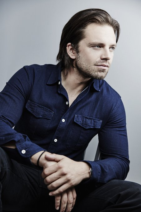 Happy birthday! Sebastian Stan!!