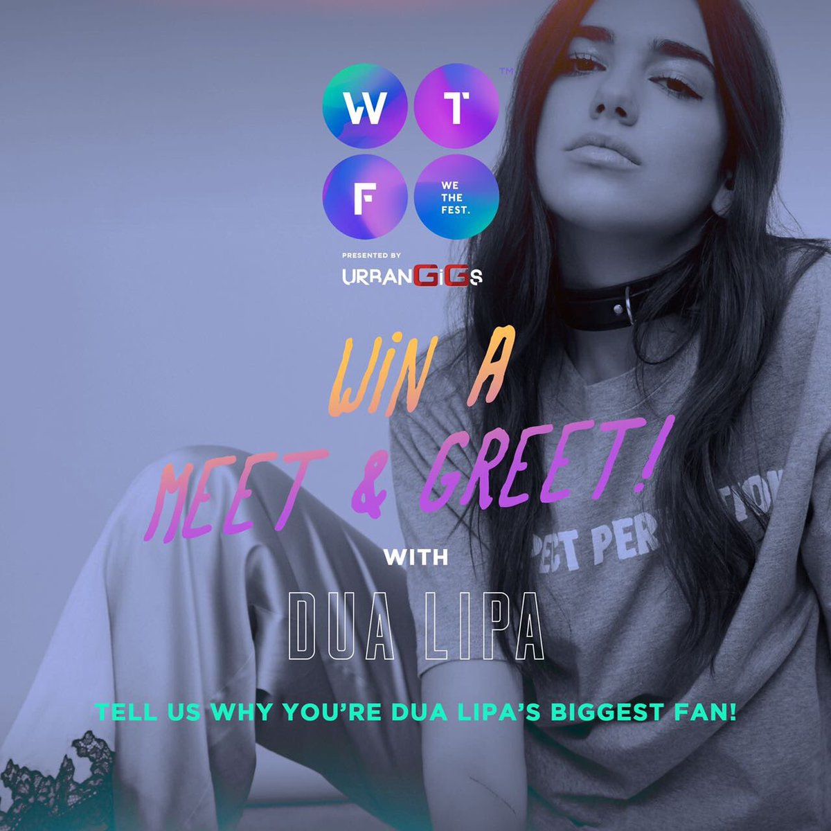We The Fest On Twitter Our Latest Wtf17 Surprise For You You Get