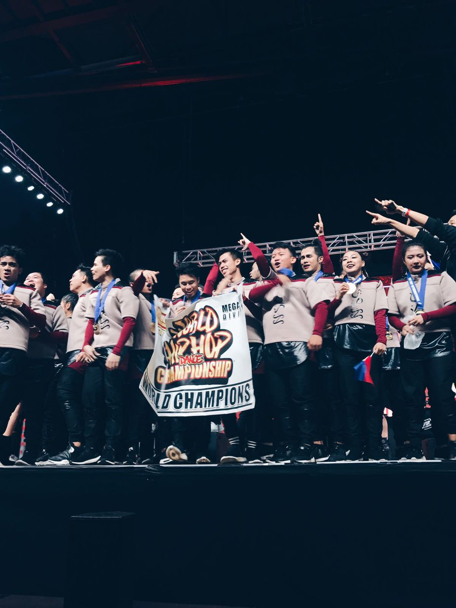 IN FIRST PLACE IN THE MEGACREW DIVISION UPeepz - Philippines https://t.co/JMCQcWQlsb