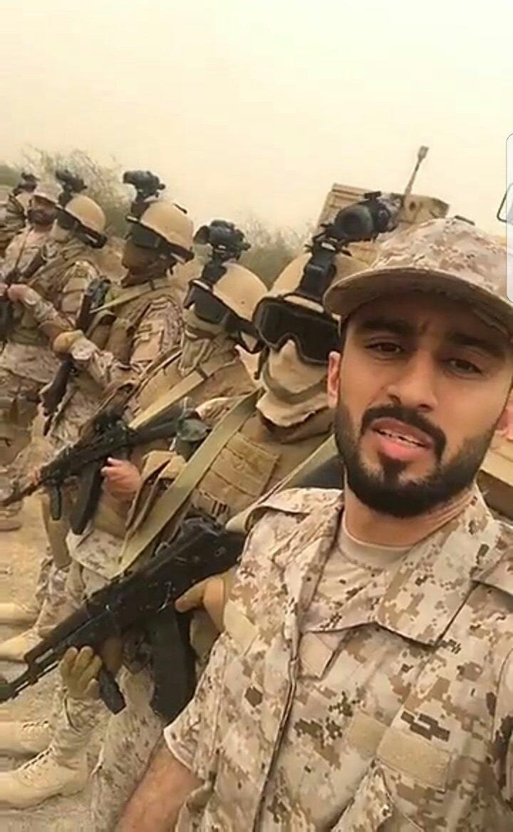 محمد السهلاوي وياسر القحطاني في الحد الج...