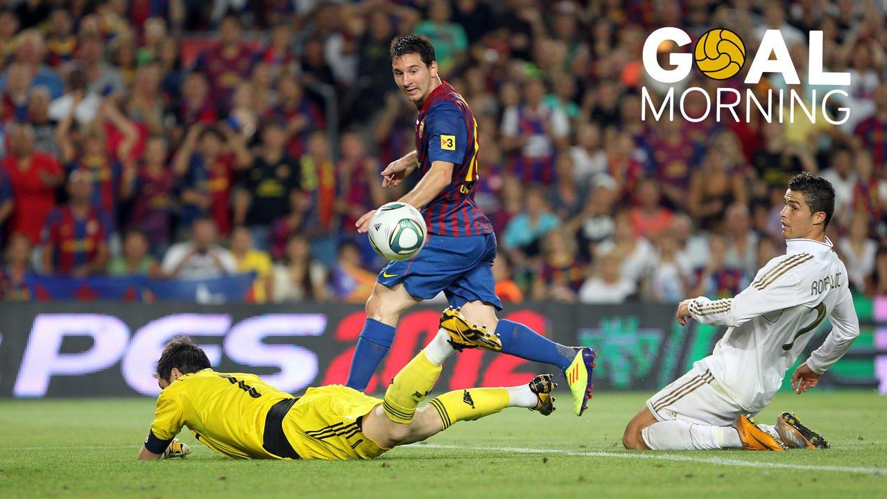 Thumbnail for Així ha estat el compte enrere per a l'anada de la Supercopa / Así ha sido la cuenta atrás para la ida de la Supercopa