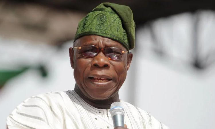 Obasanjo said Christians should be prepared for 2nd Coming of Jesus Christ as the end of the world is near; he's going to heaven to sing with angels