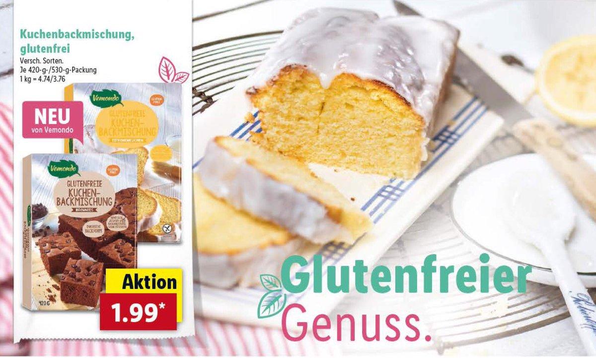 Glutenfrei Box On Twitter Lidl D Ab 17 08 2017 Https T Co