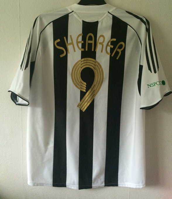 Happy Birthday Alan Shearer 47 today!