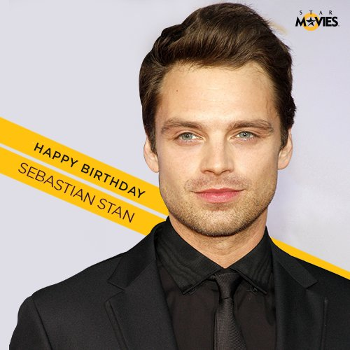 Happy Birthday to the charming Sebastian Stan!