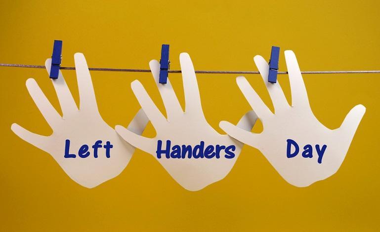 اليوم يصادف #اليوم_العالمي_للأعسر «مستخدمي اليد اليسرى» ويمثلون نسبة 1...