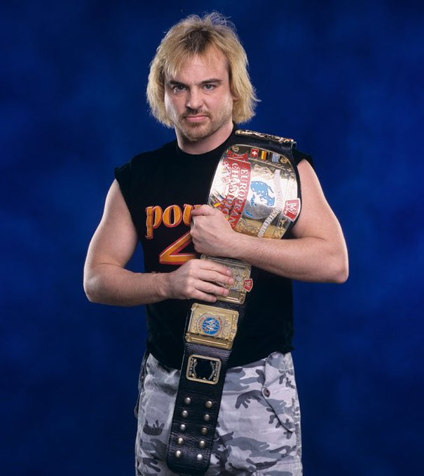 Happy 47th Birthday to former WWE European Champion and 8 x Hardcore Champion, Spike Dudley.
