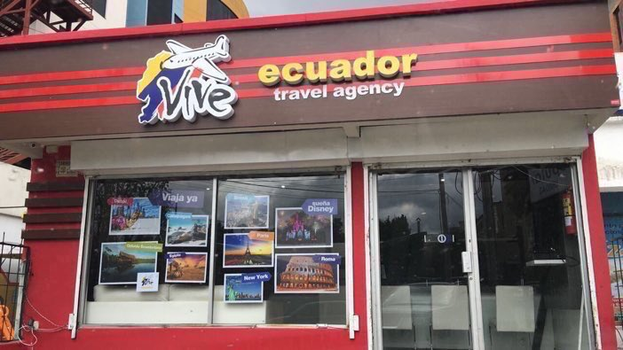 #ViveEcuador Travel Agency 0987002713 #SomosProfesionales #Relax  #Placer #Negocios #Vacaciones  <br>http://pic.twitter.com/UidTGnZvNc