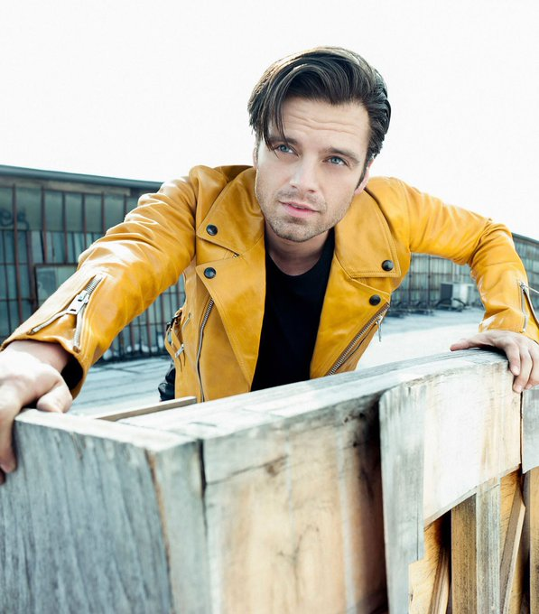 Happy birthday to sebastian stan, the only man i care about