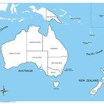 Australasia Region, Oceania