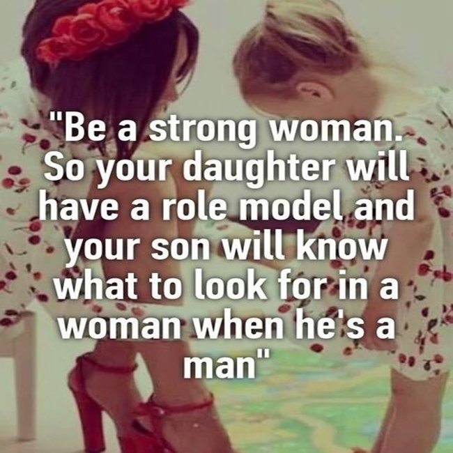 Moms should be a role model for their kids!  http:// dinkyninky.com  &nbsp;   #Motherhood <br>http://pic.twitter.com/ed9UeacfAF