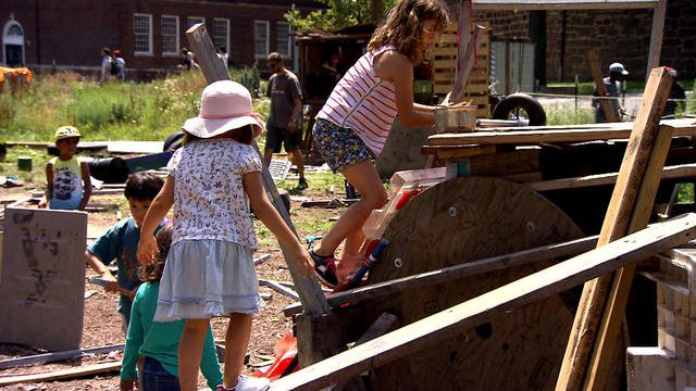 Inside New York City's adventure playground, where kids make the rules https://t.co/rDDT7lfwGN https://t.co/PwbQemXHAl
