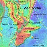 Zealandia Region, Australasia, Oceania