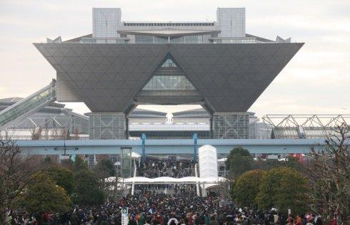 コミックマーケット92、来場者はのべ50万人 - ねとらぼ nlab.itmedia.co.jp/n…